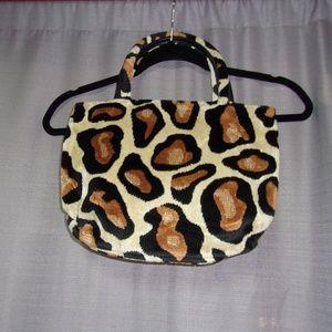 SMALL ANIMAL PRINT BAG